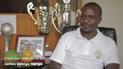 coach of Harambee stars